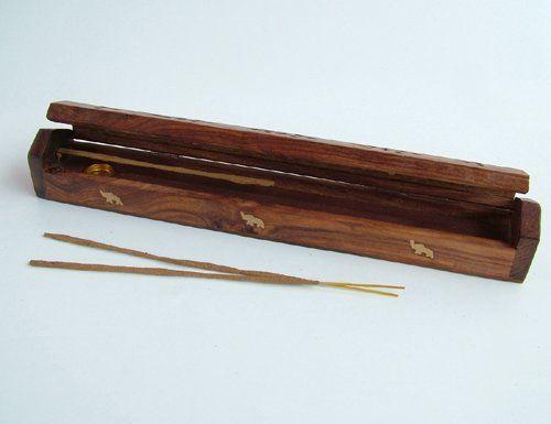 מתקן לקטורת מעץ
