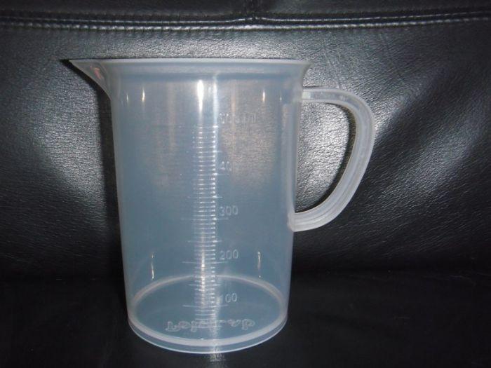"""כוס/ קנקן מדידה עד 500 מ""""ל"""